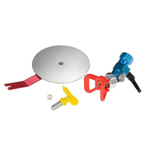 Meterk 7/8  Paint Sprayer Spray Guide Tool Airless Spray Tip of Airless Spraying Machine for Wagner Titan