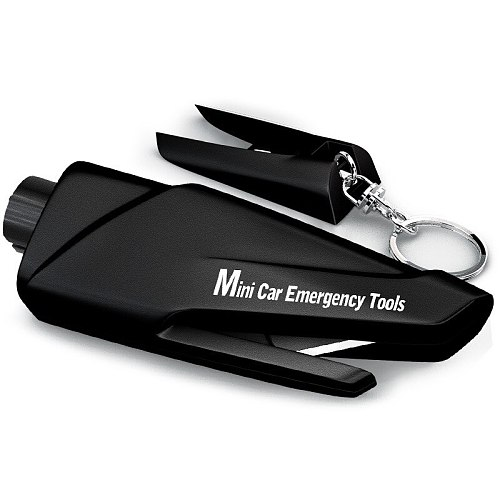 Car Multi-Function Car Safety Hammer Portable Window Breaker Escape Device Break The Window Emergency Easy To Carry