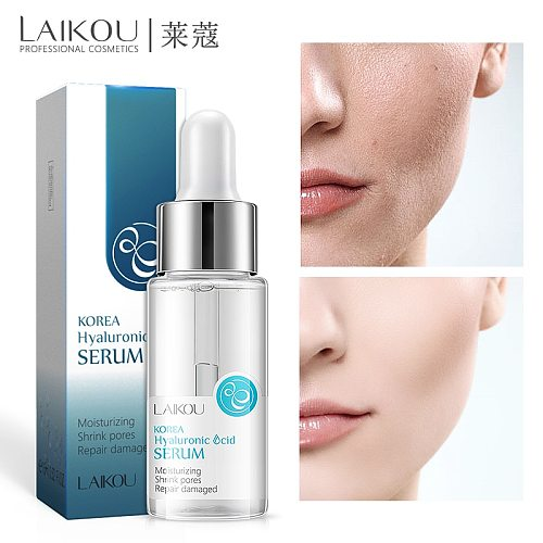 Laikou Hyluronic Acid Serum Essential Anti Aging Skin Whitening Essense Japan Skincare Face care