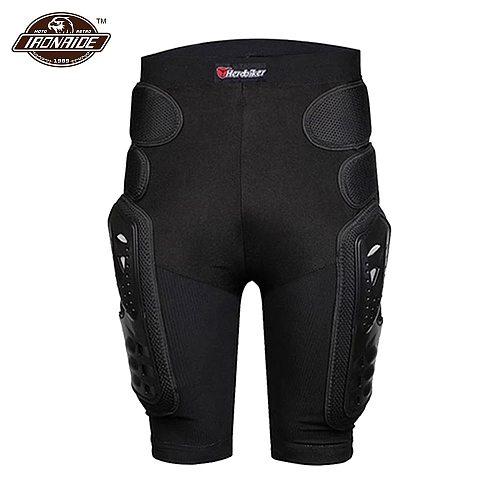 HEROBIKER Motocross Shorts Protector Motorcycle Shorts Moto Protective Gear Armor Pants Hip Protection Riding Racing Equipment