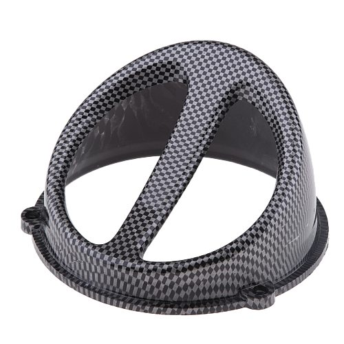 Fan Cover Air Scoop Cap for GY6 125/150cc Scooter 152QMI 157QMJ Carbon Fiber