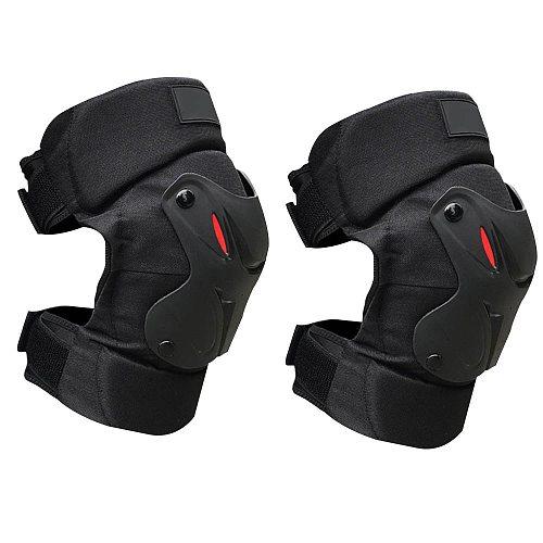 Motorcycle Knee Pad Joelheira Motocross Knee Protector Guard MTB Ski Protective Gear Knee Pad Knee Brace Motorcycle Support Tool