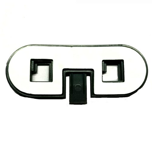 Adhesive Mount Base Holder Headset Clamp Clip for FreedConn TCOM-SC T-COMVB Motorcycle Bluetooth Helmet Headset BT Interphone