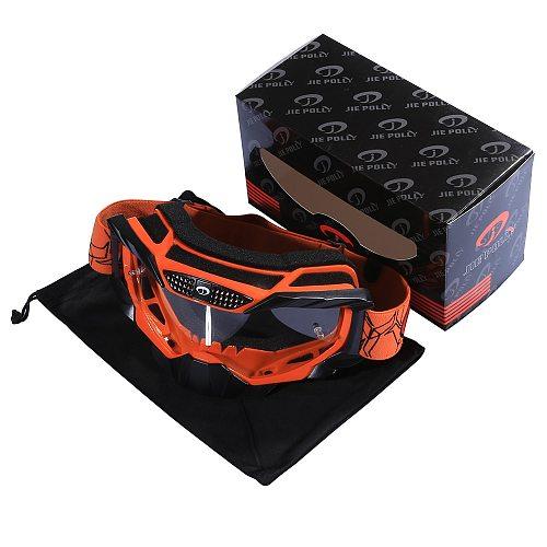 NEW Gafas 100% Motocross Goggles Glasses Moto Sunglasses Motorcycle Outdoor Glasses Goggles For ATV Casque MX Motorcycle Helmet
