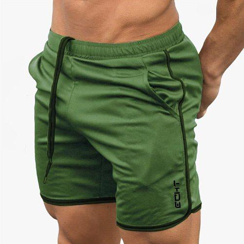 2019 Summer Running Shorts Men Sports Jogging Fitness Shorts Quick Dry Mens Gym Men Shorts Running Sport Gyms Short Pants Men