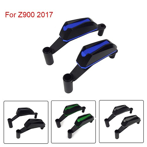 MTImport For Kawasaki Z900 Z 900 2017 Motorcycle CNC Frame Slider Engine Guard Protection Case 100% Brand New