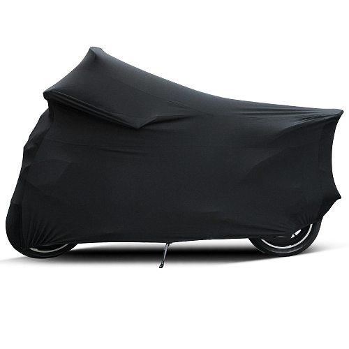Waterproof Biker Elastic Cover Motorcycle Covers Motorbike Moto Scooter Cover UV Protector Dustproof Motorcycle Raincoat
