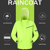 IRON JIA'S Waterproof Motorcycle Rider Raincoat Impermeable Poncho Rainproof Jacket Motorbike Scooter Raincoat+Rain Pants Suit