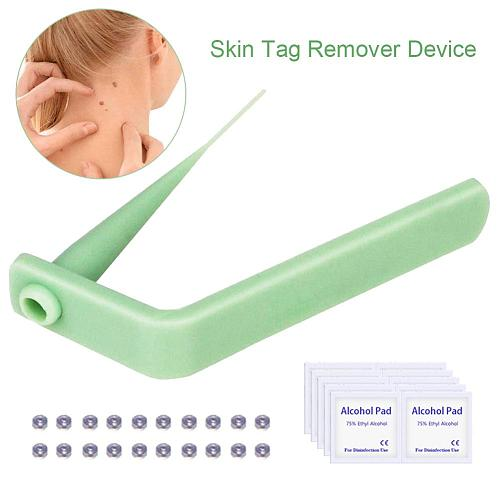 Skin Tag Kill Skin Mole Wart Remover Skin Tag Removal Kit With Cleansing Swabs Adult Mole Wart Face Care Skin Tags Tool