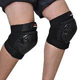 WOSAWE MTB Motorcycle Knee Pads Elbow Protection Set Racing Ski Roller Body Protective Motocross Snowboard Kneepads Suit Adult