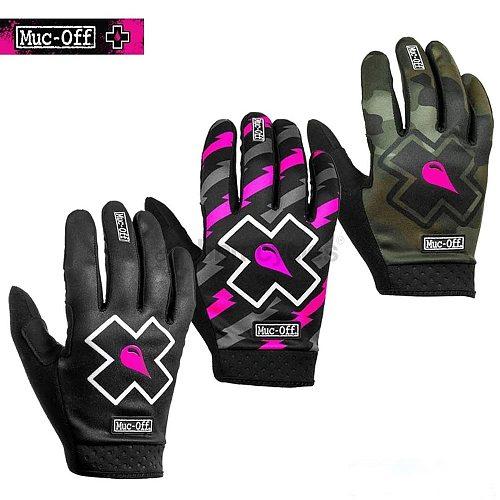 2021 muc off Moto Gloves Top Mountain Bike mx Glove Pink motorcycle Gloves Top Motocross Glove Men bmx Glove