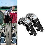 Motorcycle Knee Pads Motocross Knee Pad Men Protective Gear Knee Elbow Protector Motorbike Racing Moto MTB Knee Gurad Kneepad