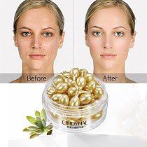 Repair Pore Face Cream Skin Care Capsule Placenta Hyaluronic Cream Anti-aging Collagen Cream Moisturizing Facial Care TSLM1