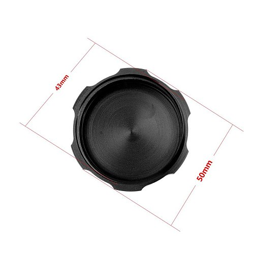 Motorcycle CNC Rear Brake Reservoir Cover Cap For BMW S1000R S1000XR S1000RR S1000 R XR RR 2017 2018 2019 2020 2021 accessories