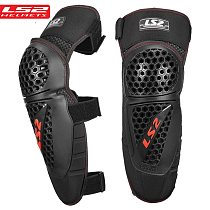 LS2 Motorcycle Knee Pads Protection Motocross Protector Pads Guards Protective Gear