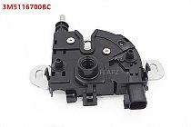 free shipping for FORD FOCUS MK2 2004-2011 C-Max 2003-2010 Kuga 2008-2012 Bonnet Hood Lock Catch  3M5116700BC  3M5116700AC