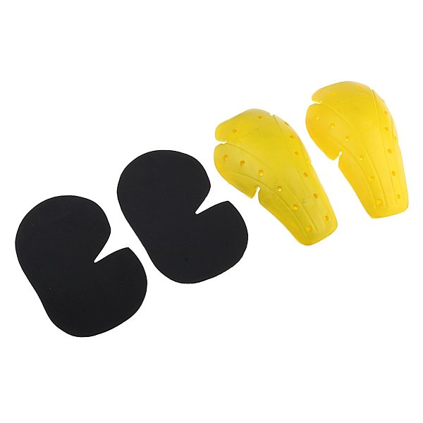 Motorcycle Motocross CE Approved Insert Armour Hip & Knee Protective Pads