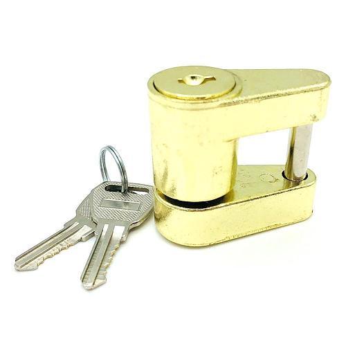 Trailer Coupler Padlock Repalcement Parts Trailer Coupler Padlock Brass Trailer Locks Hitch Security Protector