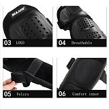 New Motorcycle Protective Knee pads elbow pads Riding Protective Gears Knee Brace Pads Protector Guards knee pads