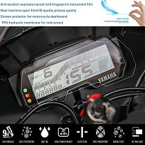 For Yamaha YZFR15 YZF-R15 v3 2017-2020 MT15 MT-15 2018 2019 2020 Motorcycle Cluster Scratch Protection Film Screen Protector