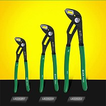 LAOA 7/10/12   Water Pump Pliers Pipe Wrench Plumbing Combination Pliers Universal Wrench Grip Pipe Wrench Plumber Hand Tools