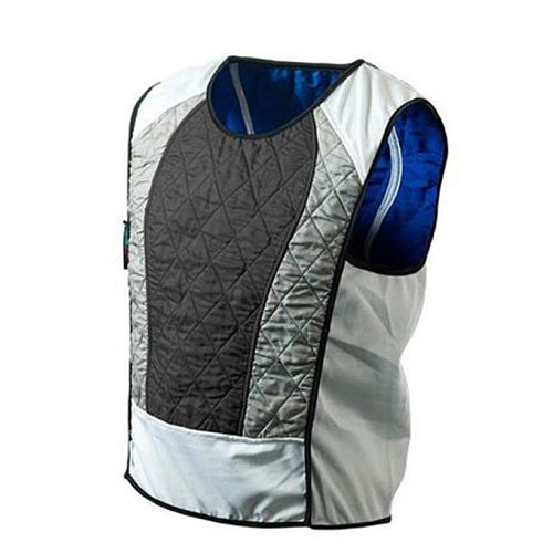 Evaporative Cooling Ultra Sleeveless Vest Clothes Sports Cooling Outdoor Motorcycle Riding Running cycling Rider Vests Sk-6531