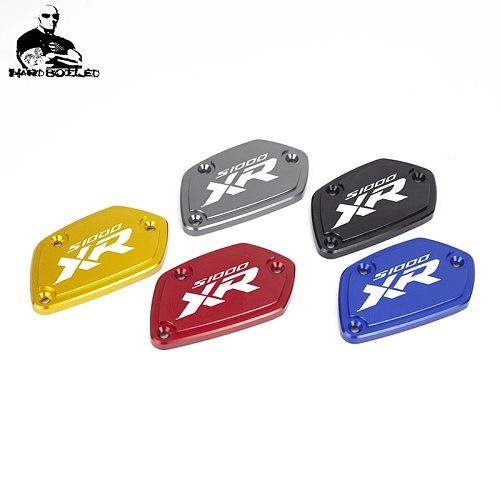 Motorcycle Accessories Front brake Fluid Cylinder Master Reservoir Cover Cap Protector For BMW S1000XR S1000 XR S 1000 XR 1000XR