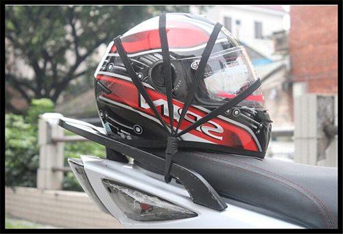 Motorcycle Hooks Mesh Organizer Holder Accessories Luggage Helmet Net for YAMAHA XMAX125 XMAX250 XMAX 400 X300 VMAX 1700 VMAX1