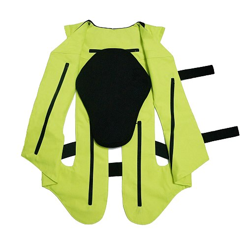 NEW Upgrade Motorcycle Air-bag Vest Moto Racing Professional Advanced Air Bag system motocross protective airbag