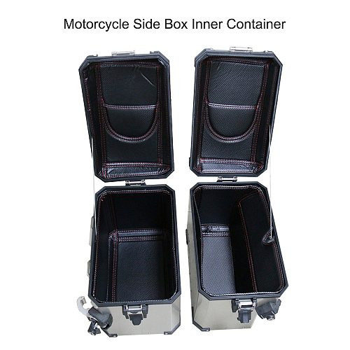 Motorcycle Tail Box Inner Container Tail Case Trunk Saddlebag Top Cover Inner Bag for BMW F800 R1200GS R1250GS LC/ADV 2013-2019