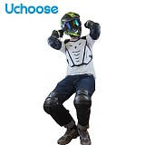 Professional Motorcycle Racing Knee Pads Armor Gear Guard Protector Motobike Sport Elbow Pad Protective Skating Women Children