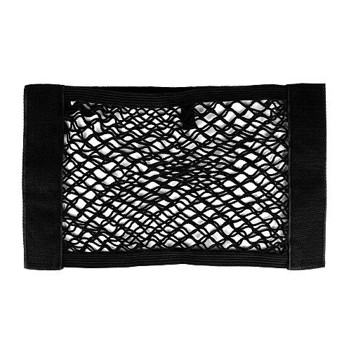 Universal Car Seat Back Storage Mesh Net Bag  40cm*25CMCar Styling Luggage Holder Pocket Sticker Trunk Organizer