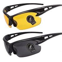 Night-Vision Glasses Protective Gears Sunglasses Night Vision Drivers Goggles Driving Glasses Interior Accessories Anti-Glare