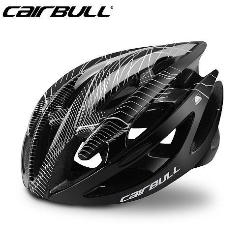 2018 CAIRBULL Bicycle Helmets Men Women Bike Helmet Mountain Road Bike Integrally-Molded Cycling Helmets
