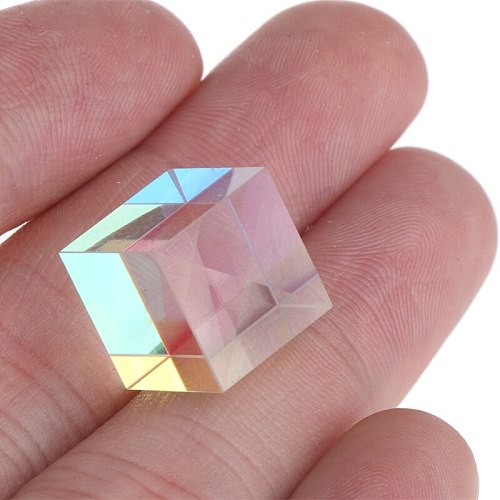 Prism Laser Beam Combine Cube Prism Mirror for 405nm~ 450nm Blue Laser Diode 5W