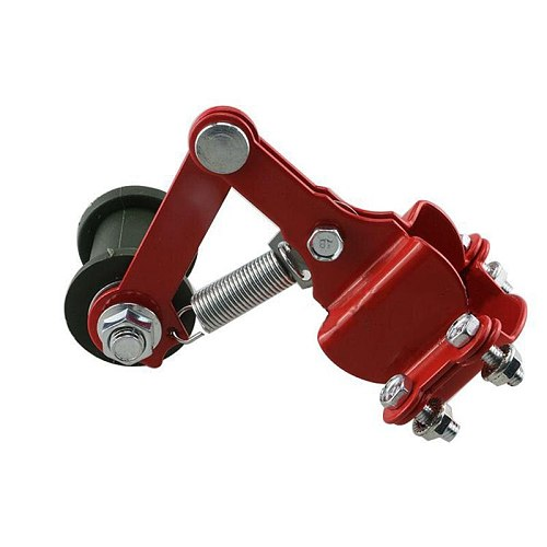 Vehemo Motorcycle Chain Adjuster Tool Automatic Motocross Refit Racing Modified Accessories Universal Tensioner High Quality
