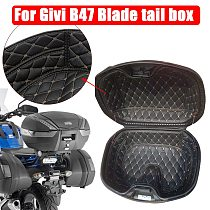 FOR Givi B47 BLADE Rear Luggage Box Inner Container Tail Case Trunk Side Saddlebag Inner Bag Top Cover Inner Bag  For BMW YAMAHA