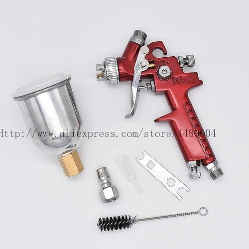 High quality airbrush air spray gun manual spray gun 0.8mm 150CC metal pot spray gun accessories professional spray tool