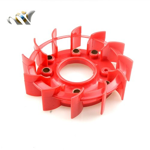 MOFO GY6 50cc 125cc 150cc High Flow Performance Racing Cooling Fan for 139QMB 152QMI 157QMJ Scooter Moped ATV Go-Cart DIO ZX