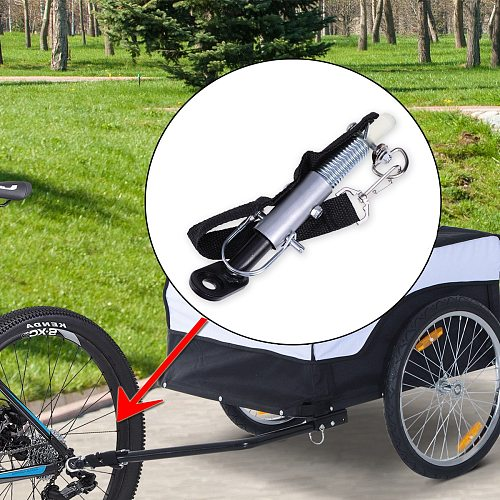 Universal Bike Trailer Hitch Quick Release Linker Bicycle Trailer Hitch Adapter Hitch Model Baby Pet Hitch Adapter Attachment A3