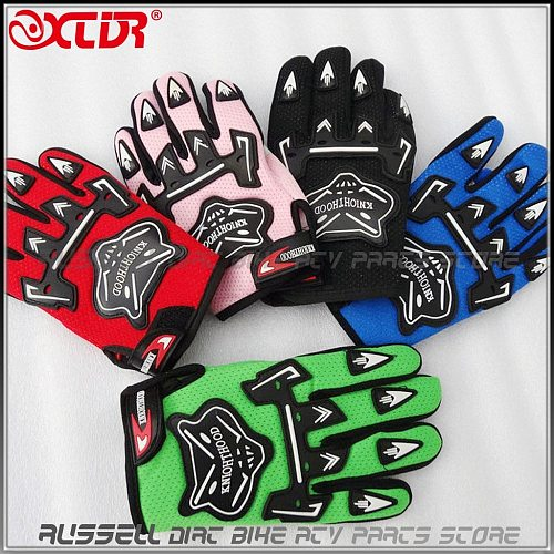 Kids Motorcycle Riding Racing Bike Cycling Sport Gloves Glove S/M/L