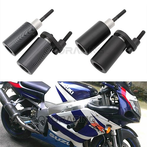 Motorcycle Frame Sliders Falling Protection For Suzuki GSXR GSX-R 600 750 GSXR600 GSXR750 GSX-R600 2001-2003 GSX-R750 2000-2003