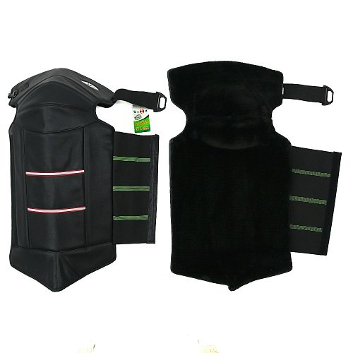 New waterproof winter warmth motorcycle rider knee pads outdoor sports riding protective warm knee pads