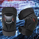 Motorcycle Knee Pad Motocross Knee Protector Guard MTB Ski Protective Gear Knee Pad Knee Brace Motorcycle Support Tool