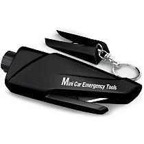 Car Multi-Function Car Safety Hammer Portable Window Breaker Escape Device Break The Window Emergency Keychain car accessories