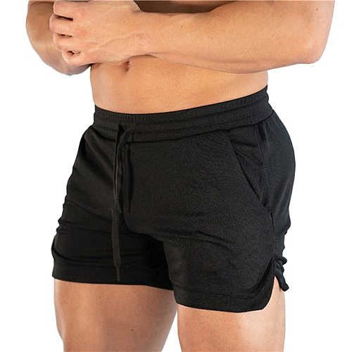 2021 Summer Running Shorts Men Sports Jogging Gym shorts Men Fitness Shorts Quick Dry Mens Sport gyms Beach Short Pants boy