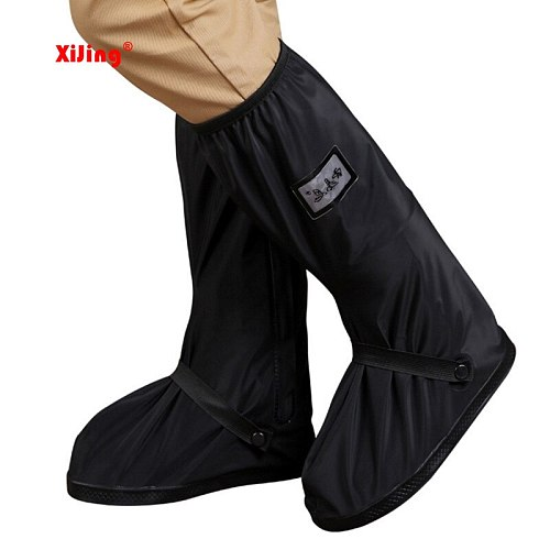 Waterproof Protector Boot Relectors Waterproof reusable Motorcycle Cycling Bike Rain Boot Shoes raincoat Easy to ride for rider