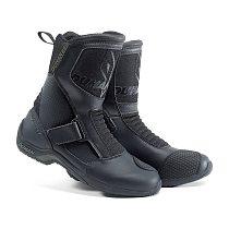 DUHAN Men Motorcycle Boots Motorcycle Road Racing Fine Holes Ventilation Shoes Bota Motociclista Moto Motocross Riding Boots
