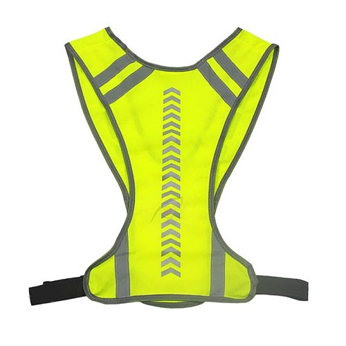 Outdoor Night Riding Running Reflective Vest Safety Safety Sports Vest Night Bicycle Cycling Riding Jogging Vest