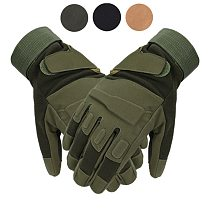 Tactical Full Finger Gloves Outdoor Sports Bicycle Antiskid Gloves Military Army Paintball Shooting Airsoft Cycling Half Glove